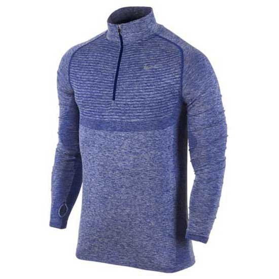 Nike Dri Fit Knit Half Zip
