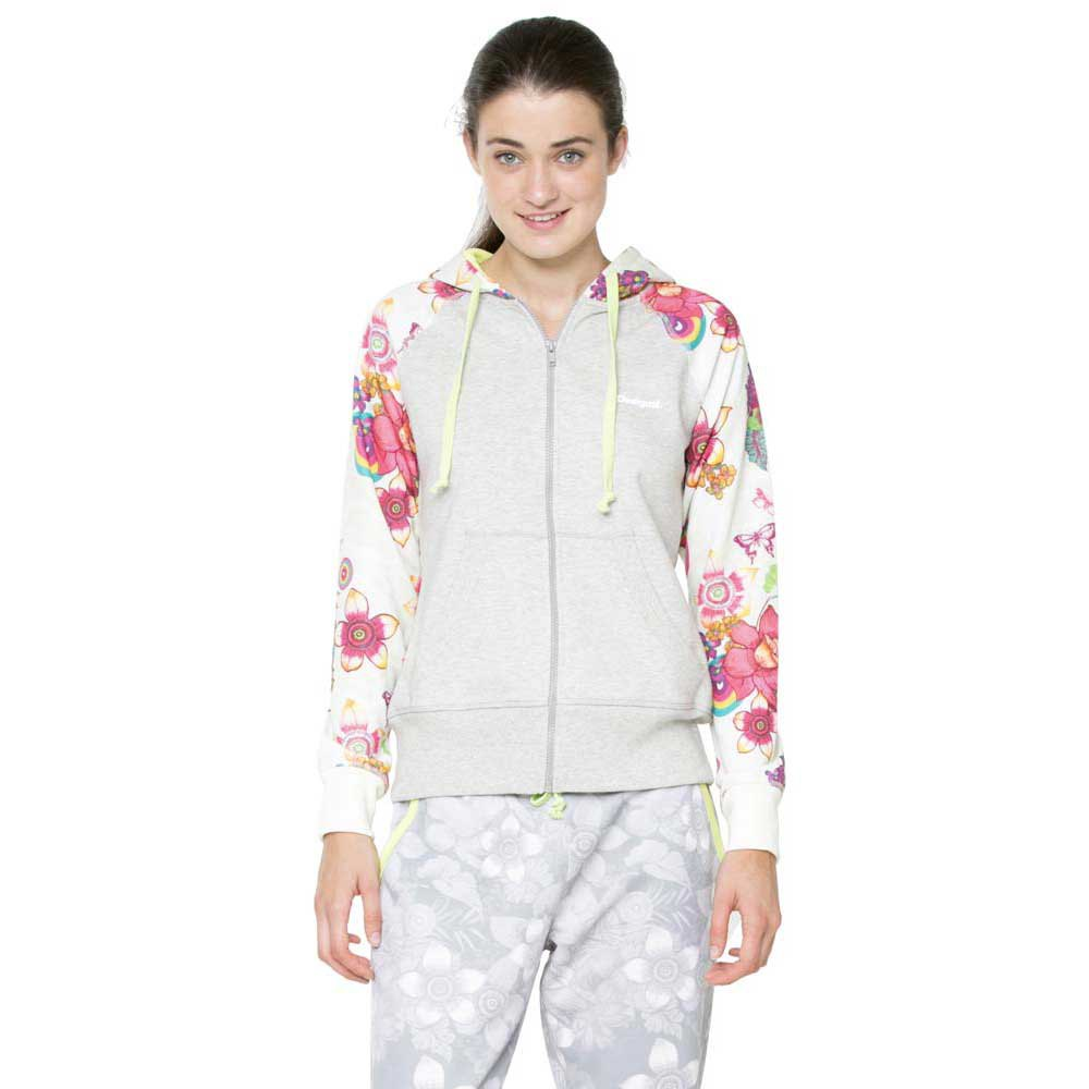 Desigual Sweat L Zip Hoody T