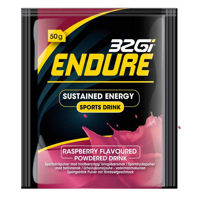 32gi Raspberry Endure Sachet 50 g