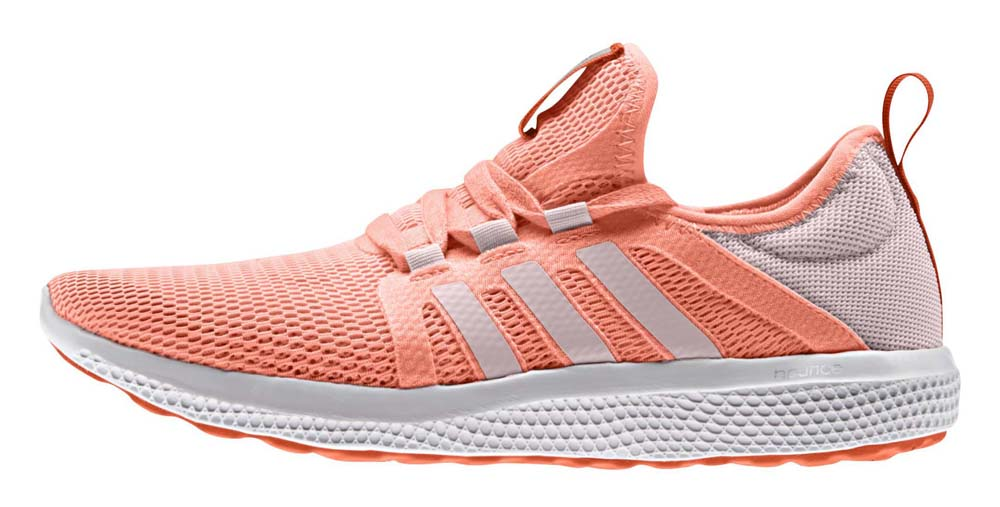 adidas cc nuovo rimbalzo sole brillare / aureola rosa / super orange, runnerinn