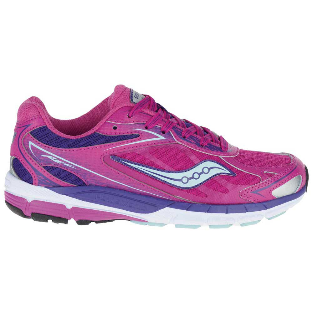 b72a8714e927 Saucony Sy Girls Ride 8 Junior buy and offers on Runnerinn