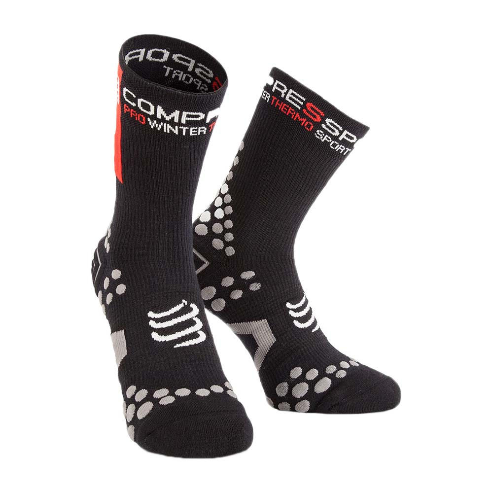 Compressport Pro Racing Socks V2.1 Winter Bike
