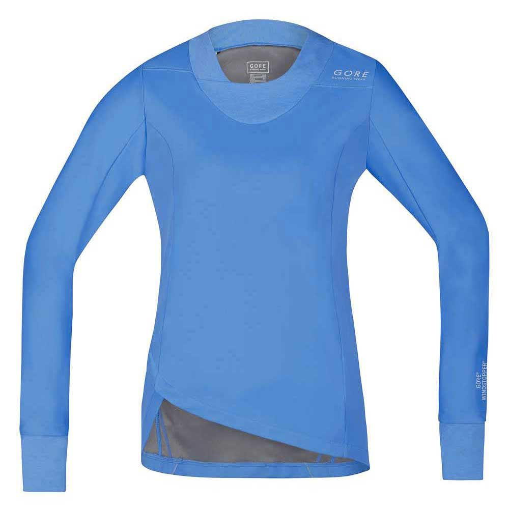 Gore running Sunlight Windstopper Soft Shell L/S