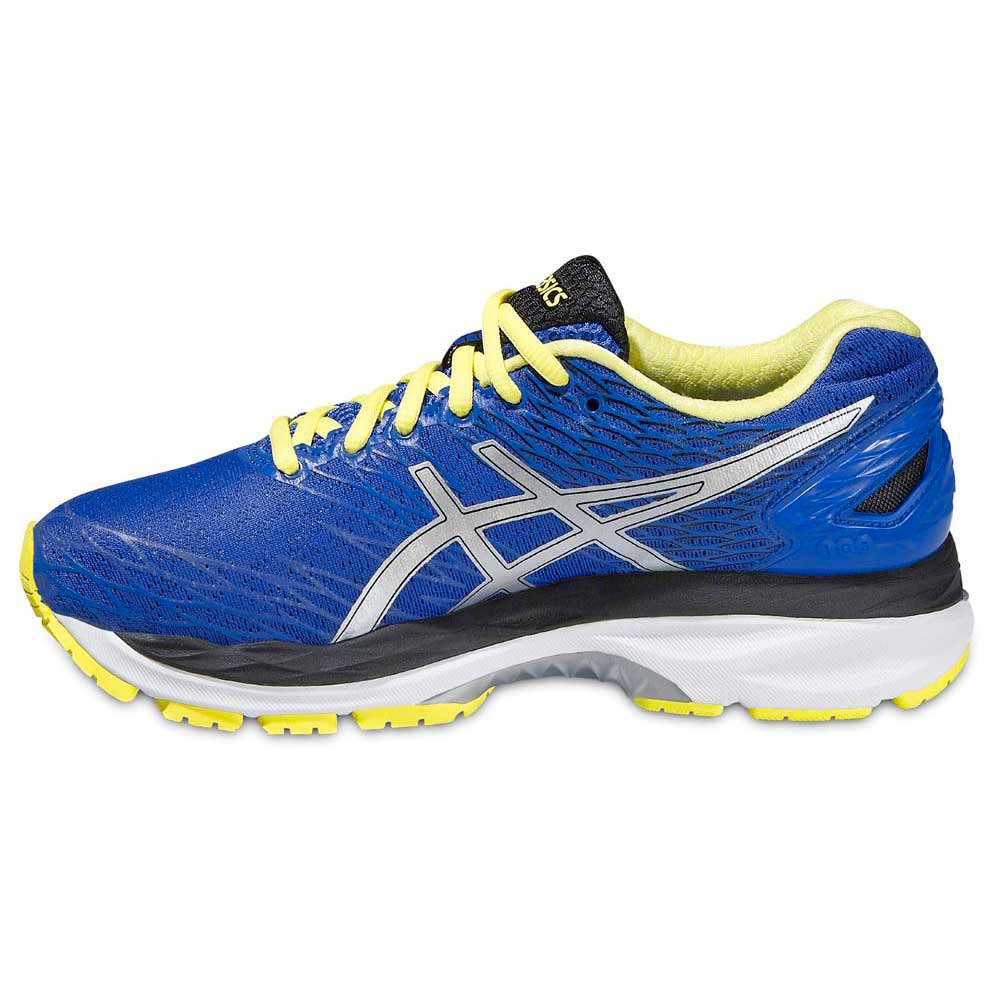 asics gel nimbus 18 blue
