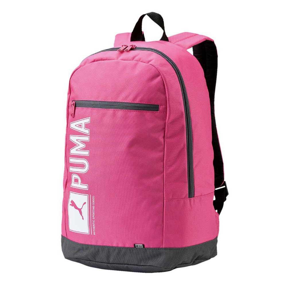 yksityiskohtaiset kuvat huippusuunnittelu uusi korkea Puma Pioneer Backpack I Pinkki osta ja tarjouksia, Runnerinn ...