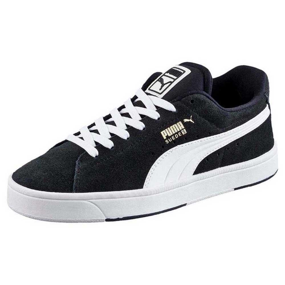 puma suede s junior acheter et offres sur dressinn. Black Bedroom Furniture Sets. Home Design Ideas