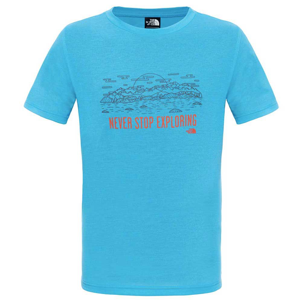 The north face S/S Reaxion Tee Boys