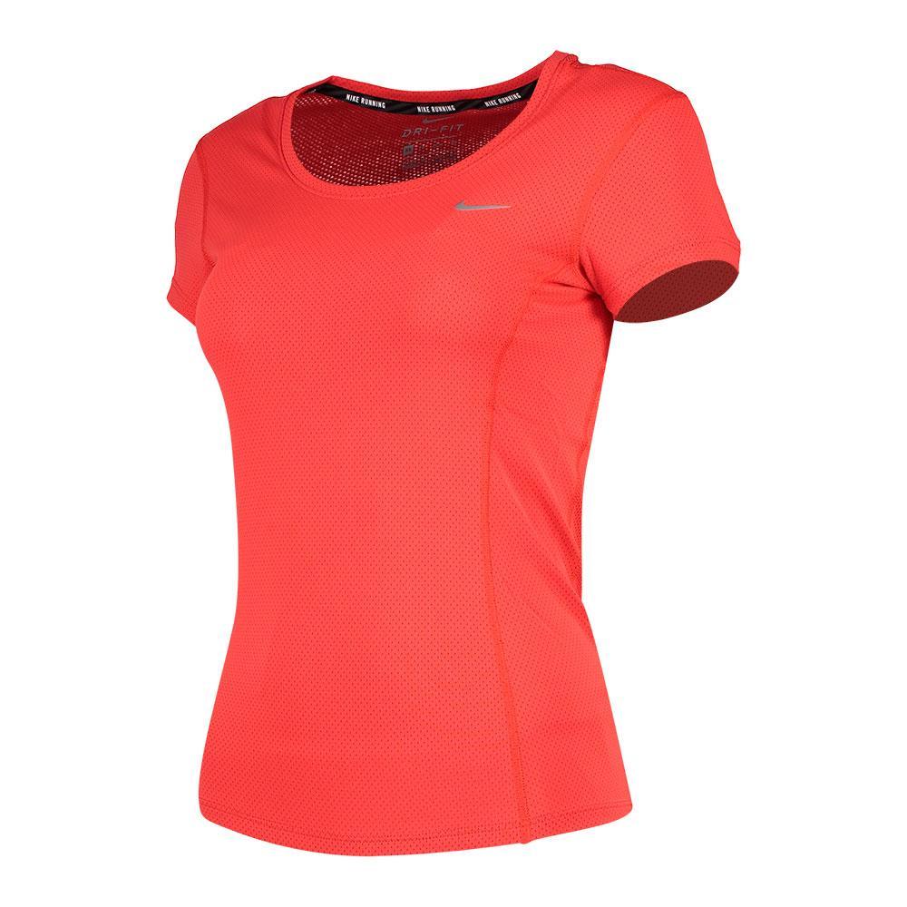 cf796abf Nike Dri Fit Contour Rød køb og tilbud, Runnerinn