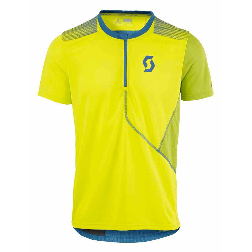 Scott Trail Run Polar S/SL Shirt