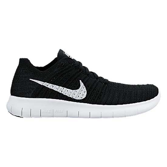 b09c7ccdd943 Nike Free RN Flyknit Negro comprar y ofertas en Runnerinn