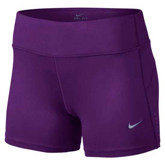 f89a4b56ae75 Nike 2.5 Epic Run Boy Shorts Purple buy and offers on Runnerinn