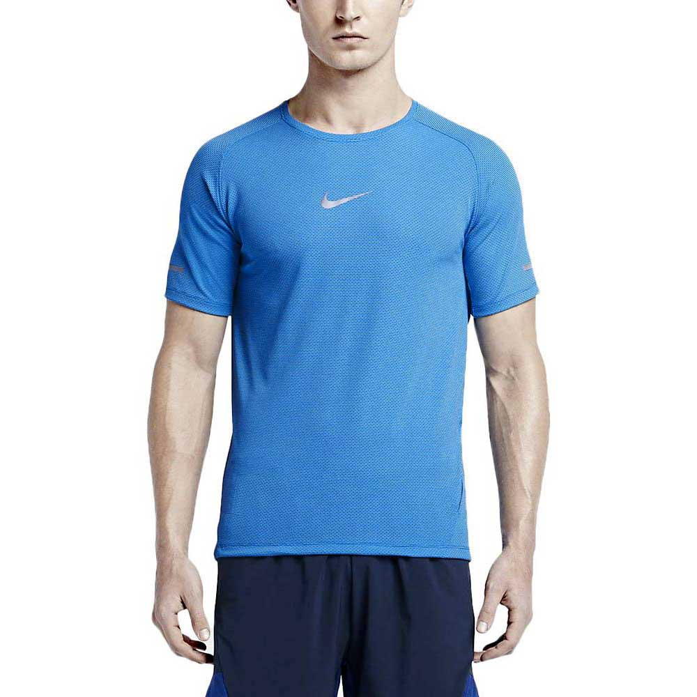 2ba484c7fbd9e7 Nike Dri Fit Aeroreact - Blue buy and offers on Runnerinn