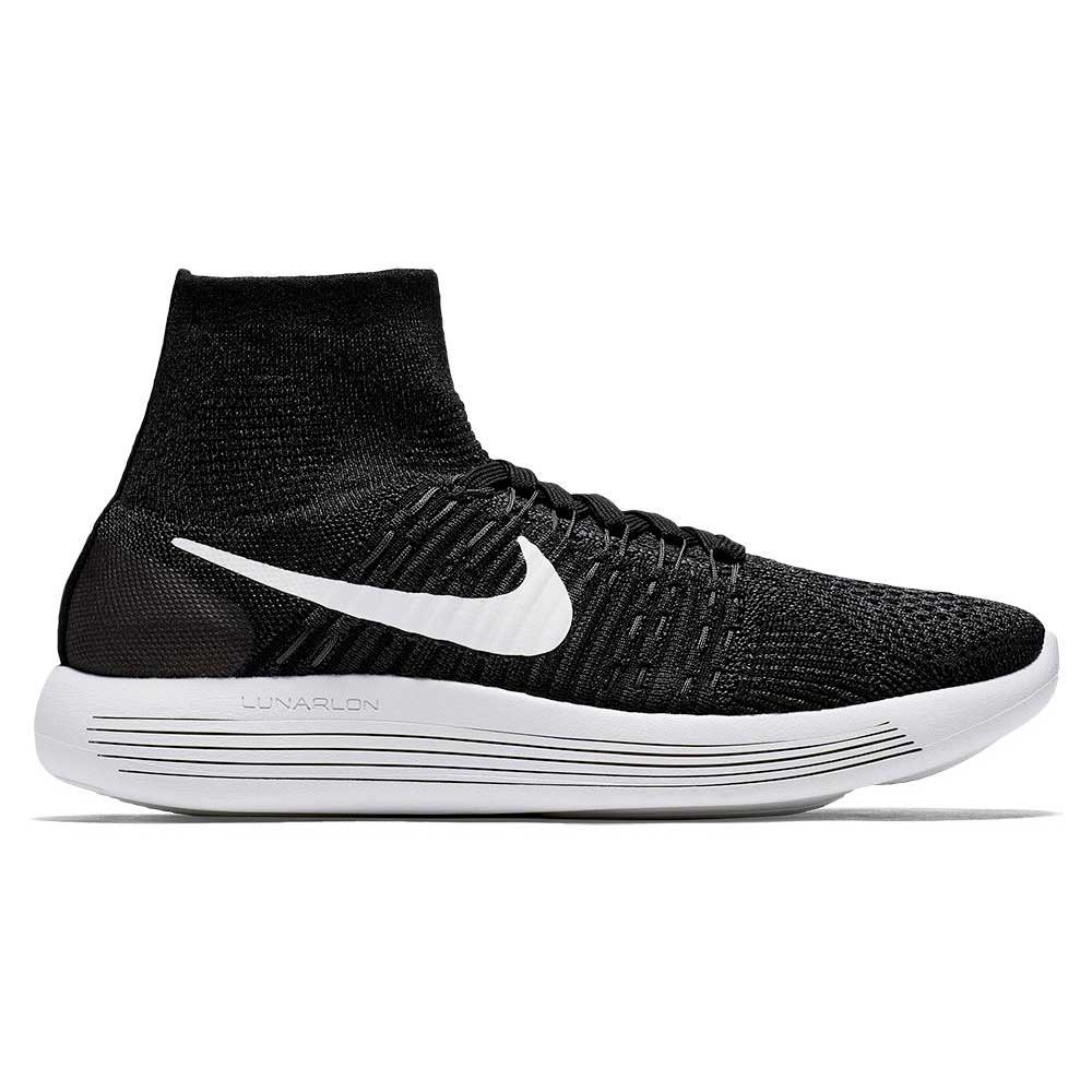 Nike Lunarepic Flyknit Black buy and offers on Runnerinn c40c0f855dc0b