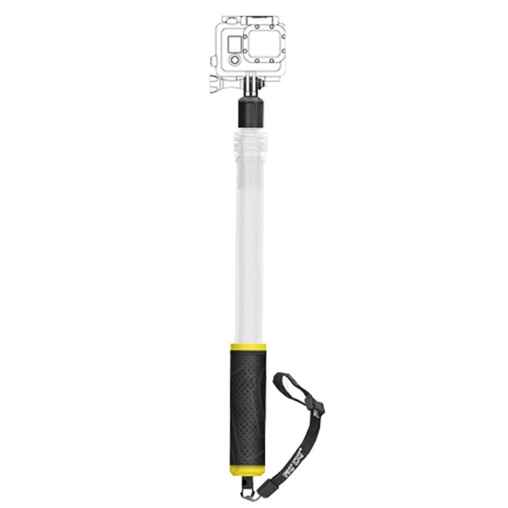 Action outdoor Transparent Monopod Evo Type