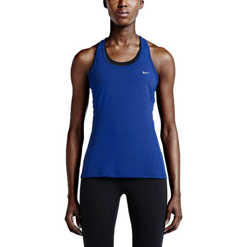ac1ce45cec73 Nike Dri Fit Contour Tank buy and offers on Runnerinn
