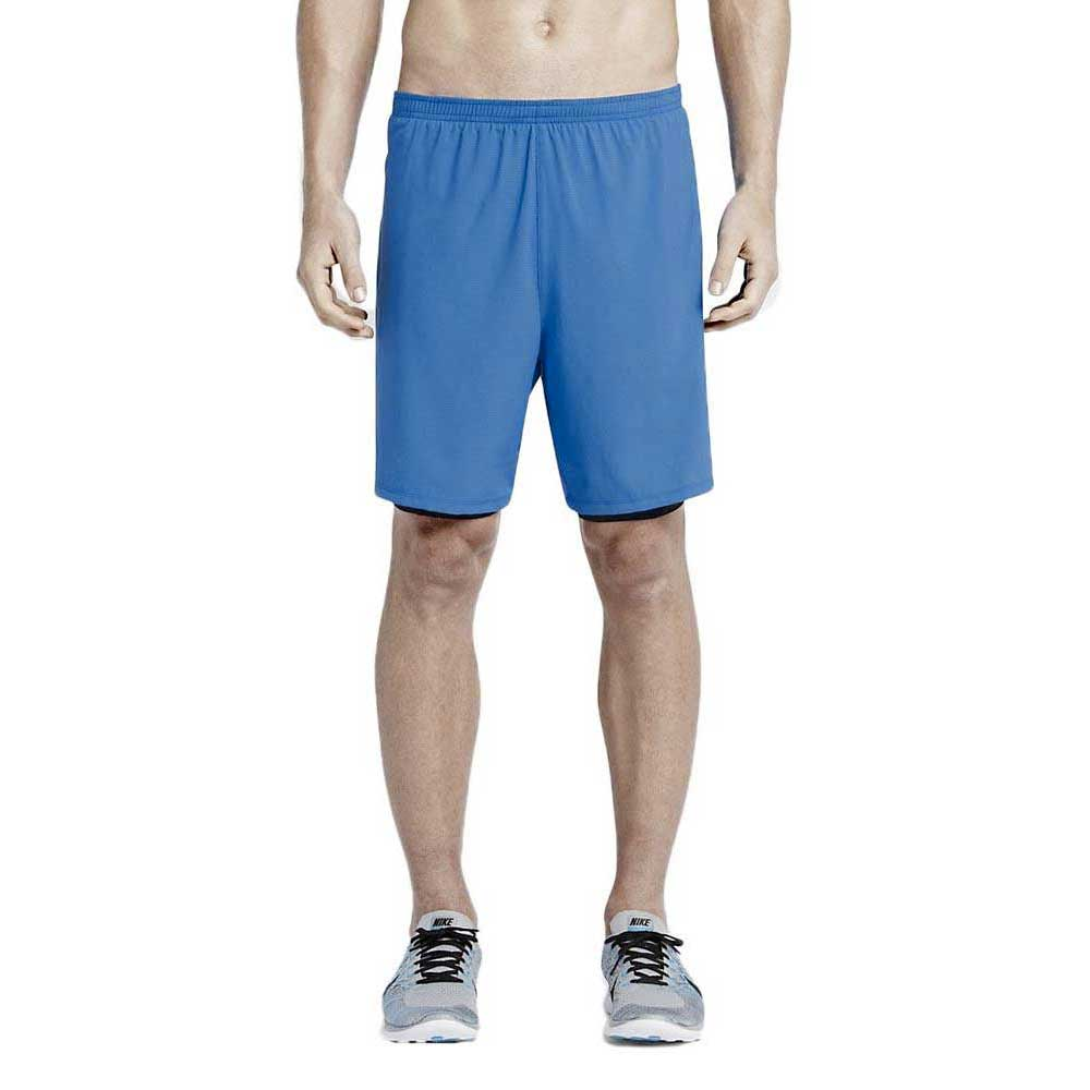Nike Phenom 2 In 1 Short 7 In
