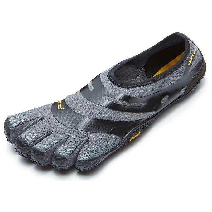 74ceb33961cd Vibram fivefingers El X Grey buy and offers on Runnerinn