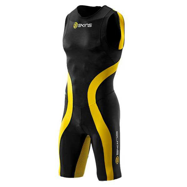 SKINS TRI 400 Skinsuit With Back Zip