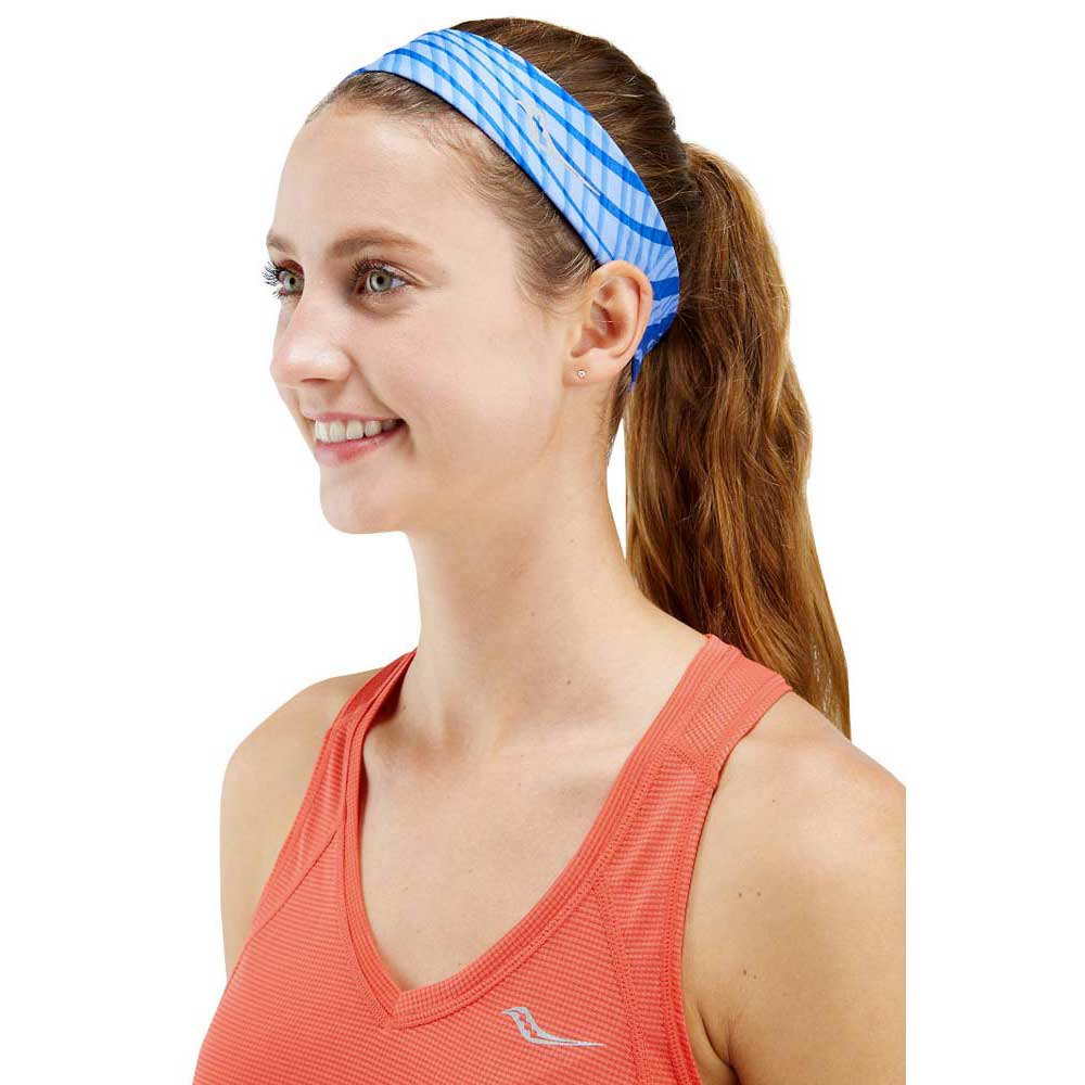 39d5bee85 Saucony 1 1/2 Printed Headband buy and offers on Runnerinn