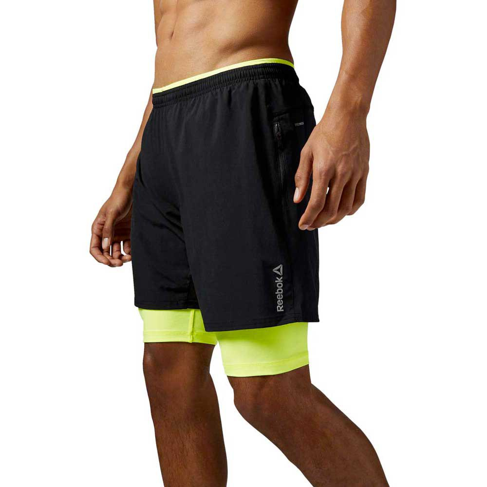 Reebok Running Essentials 2in1 Short