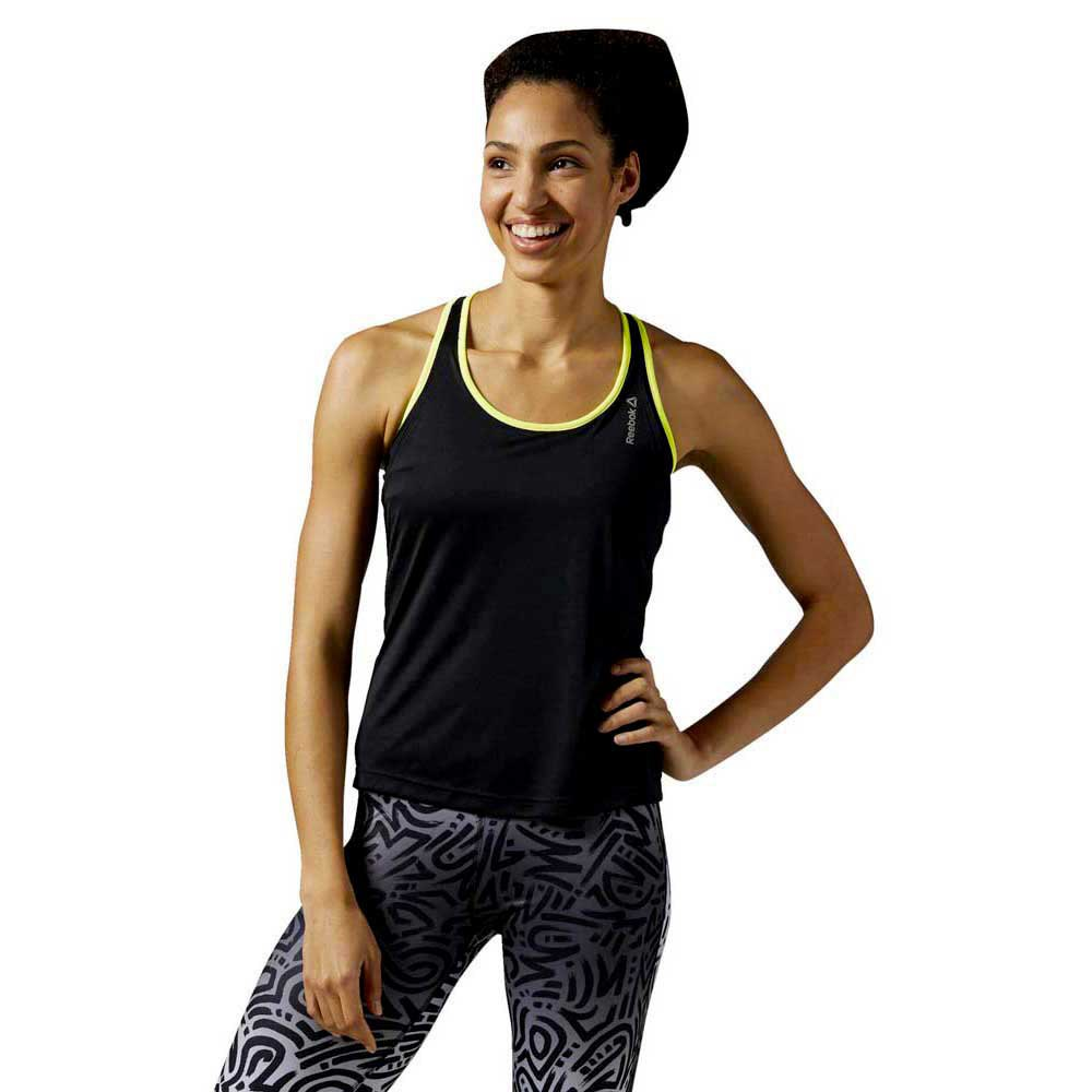 Reebok Running Essentials Long Bra Top