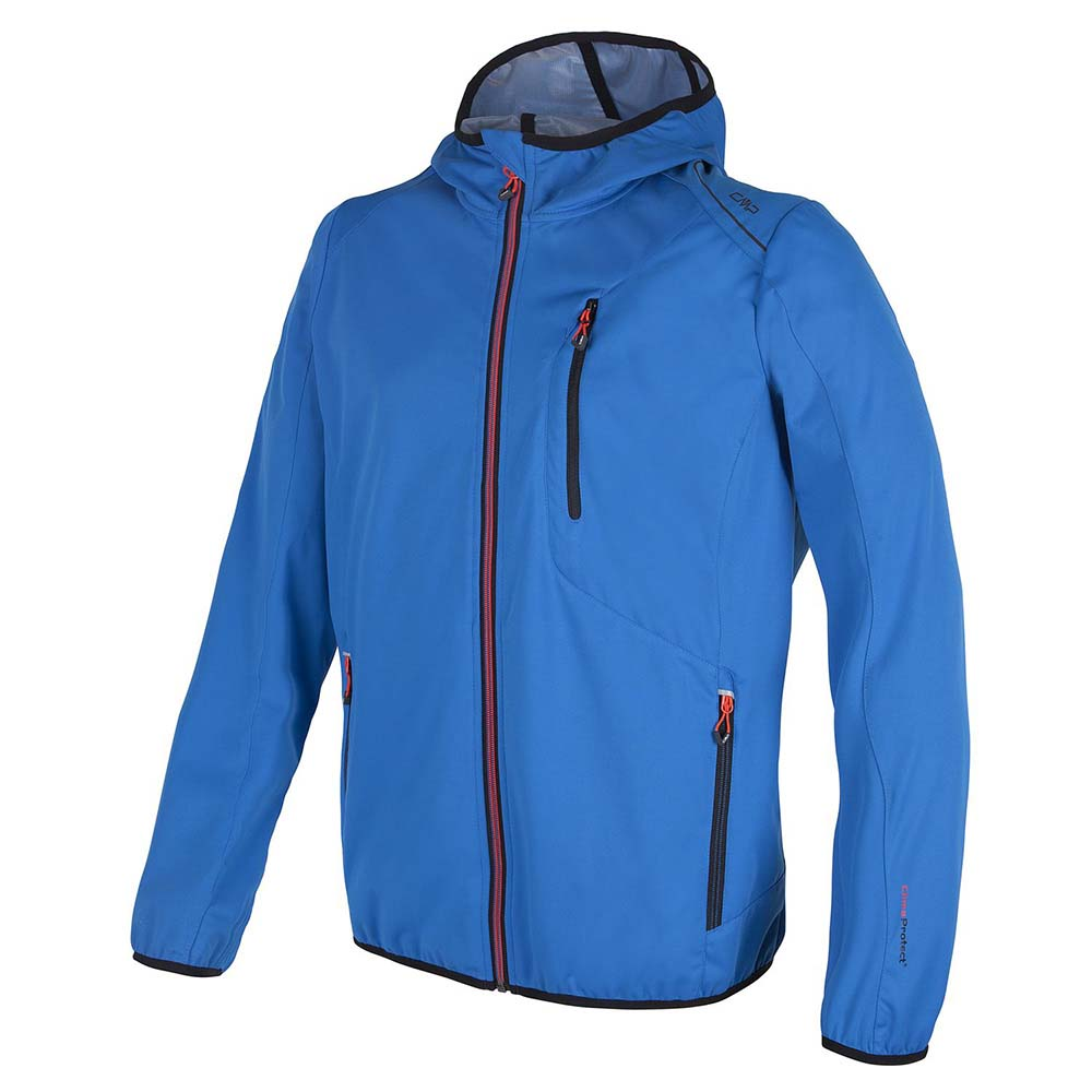 Cmp Packable Fix Hood Extralight Softshell