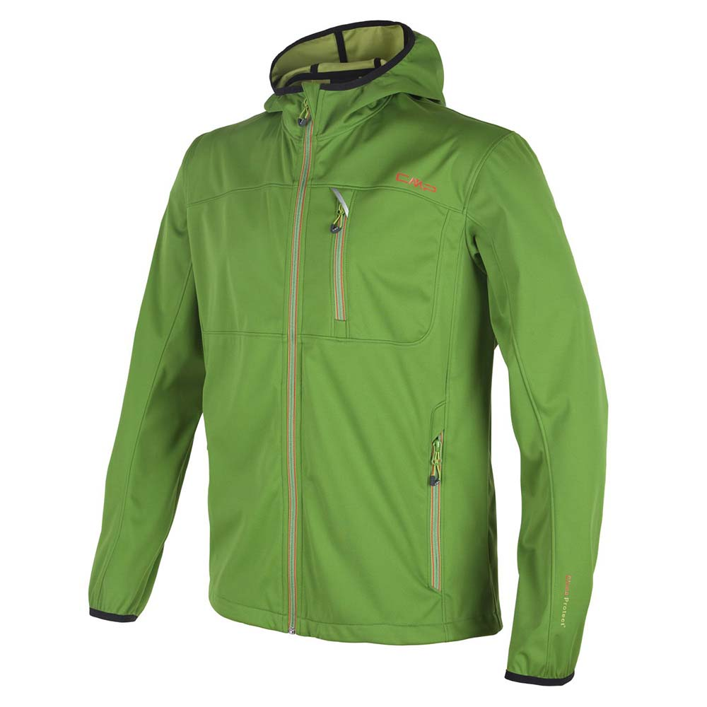 Cmp Fix Hood Light Softshell
