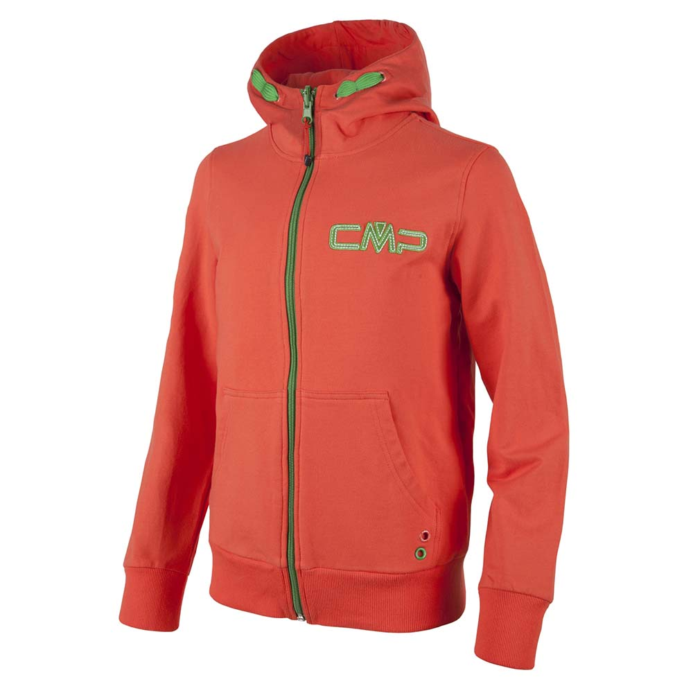Cmp Fix Hood Stretch Fleece Boys