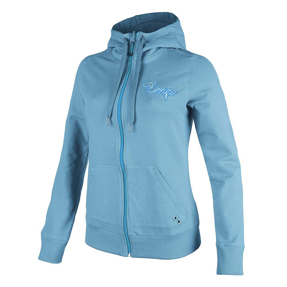 Cmp Woman Stretch Jacket Fix Hood