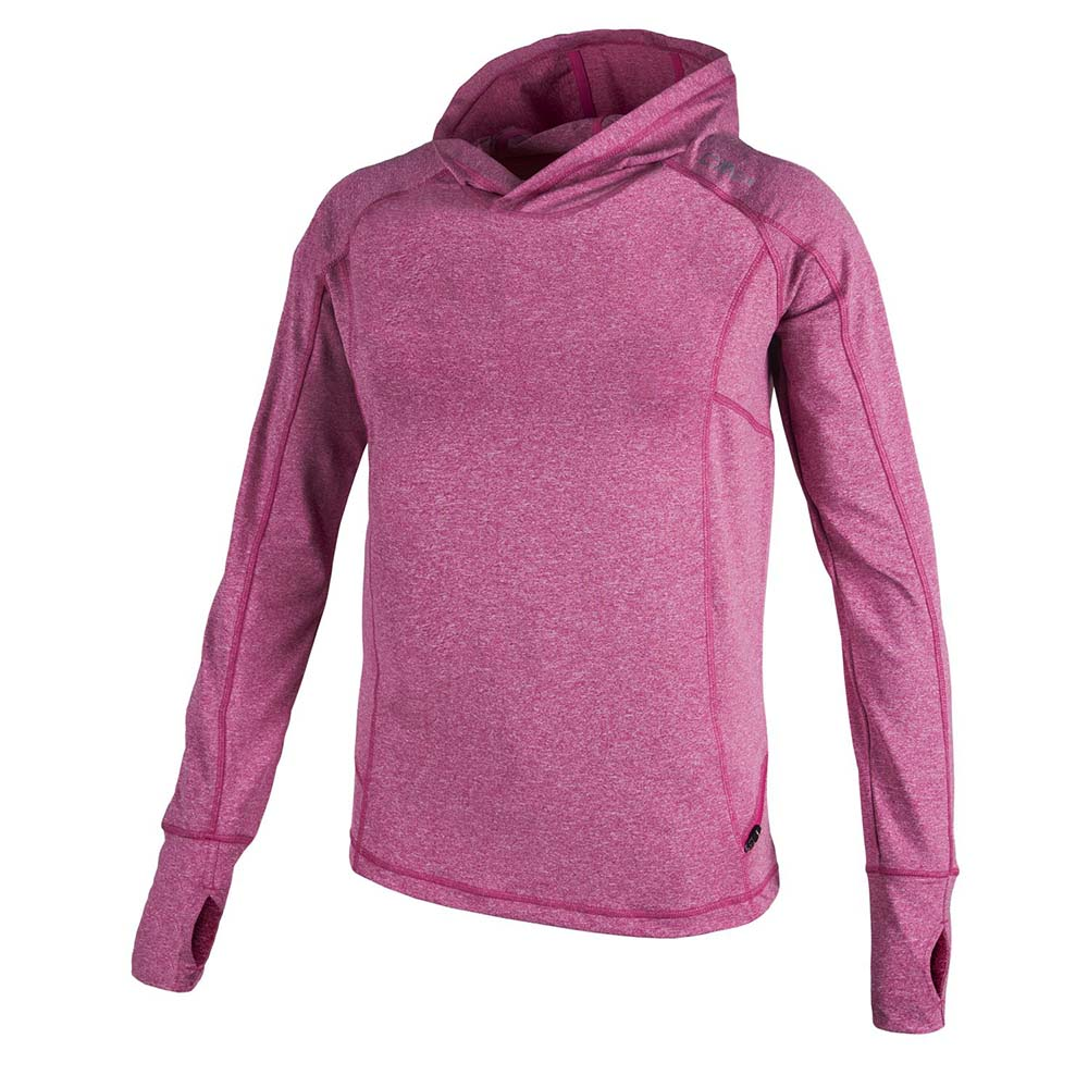 Cmp Fix Hood Melange Sweat