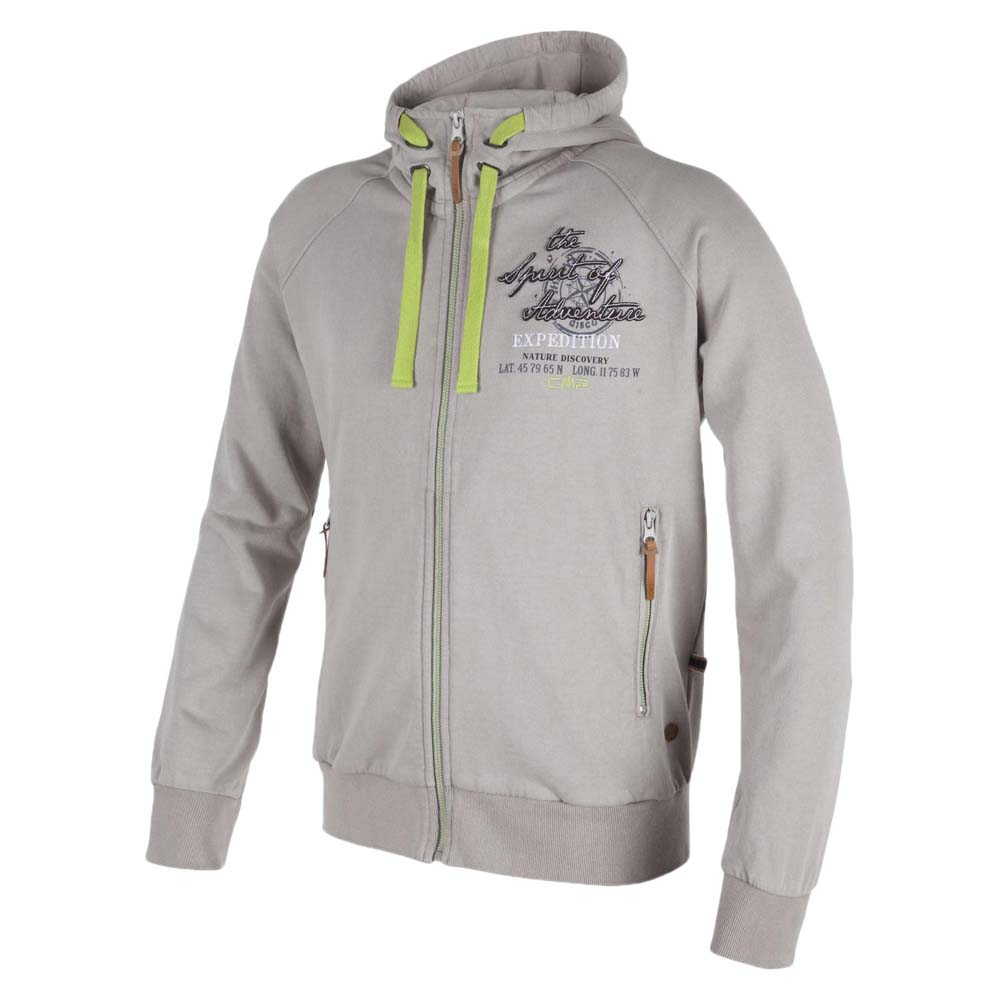 Cmp Fix Hood Fleece Jacket