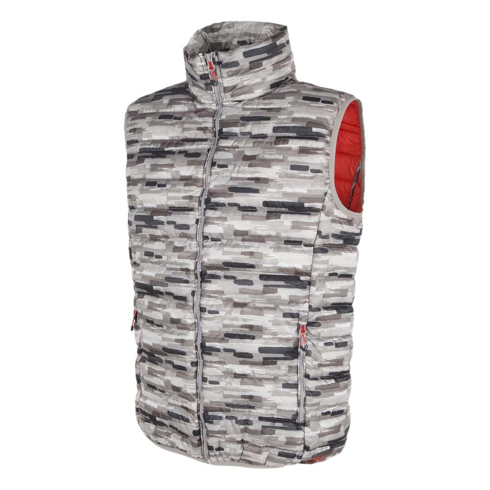 Cmp Printed Down Packable Vest