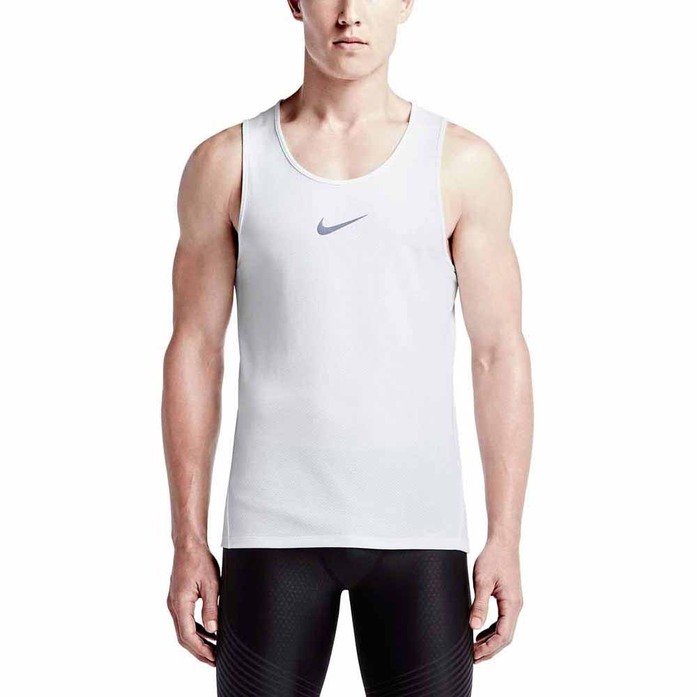 Nike Dri Fit Aeroreact Singlet buy and offers on Runnerinn 7f594553e4b5