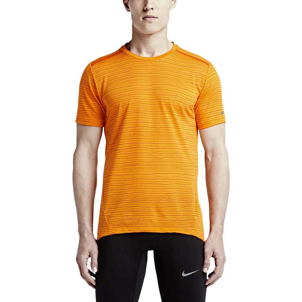 Nike Dri Fit Cool Tailwind Stripe S/S