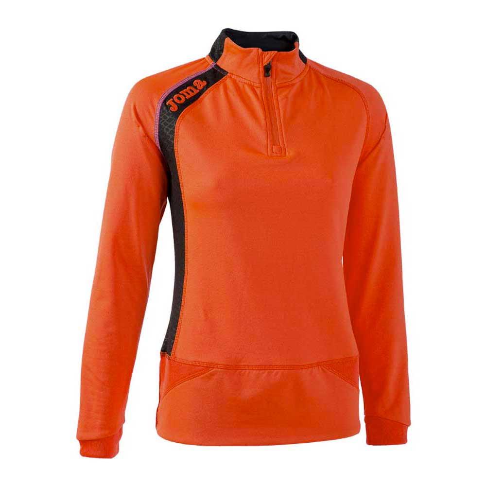 fee4a8a617189b Joma Sweatshirt 1/2 Zipper Elite V Pomarańczowy, Runnerinn