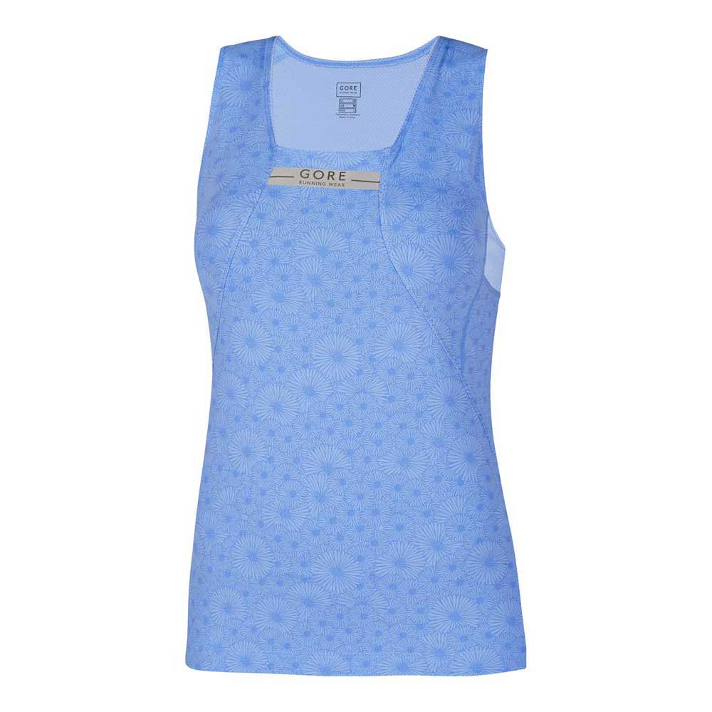 Gore running Air Print Sleeveless