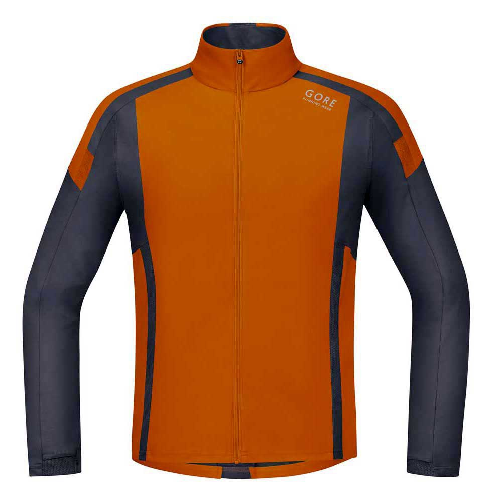 Gore running Air Windstopper Soft Shell LS