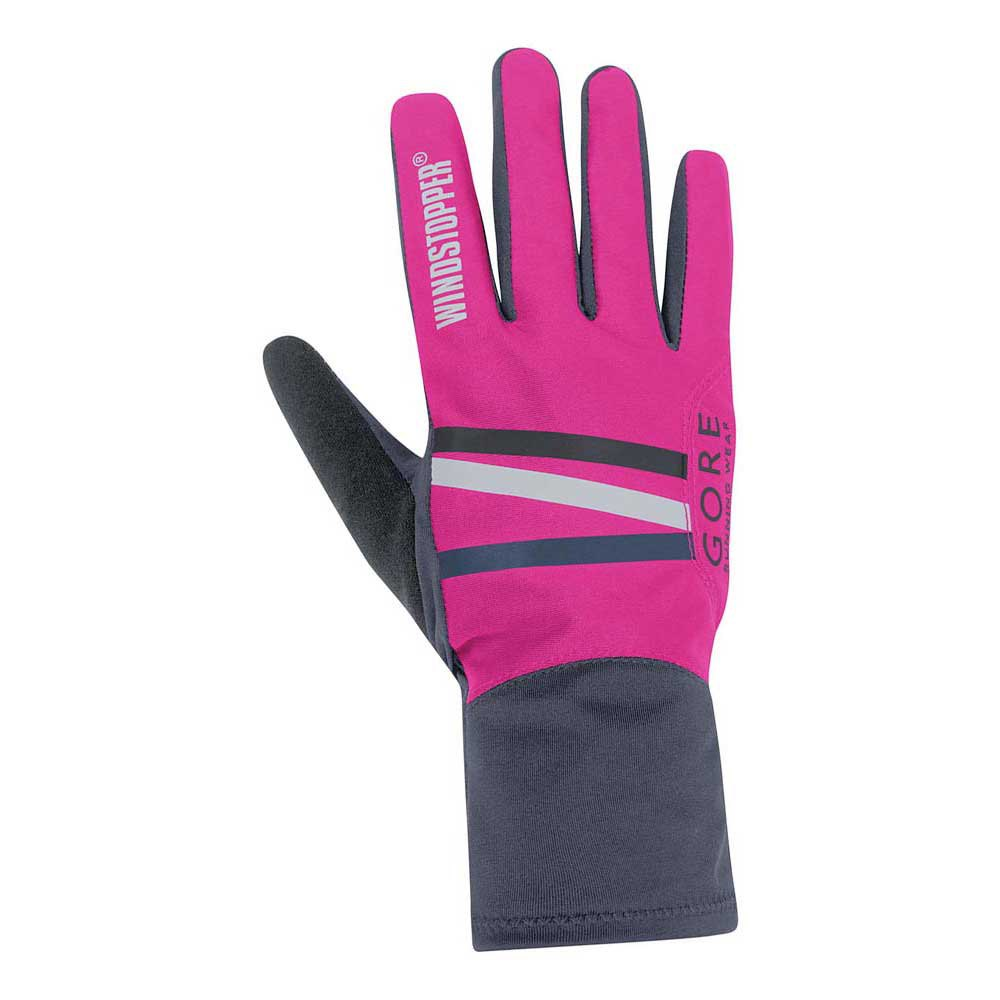 Gore running Gloves Mythos Windstopper