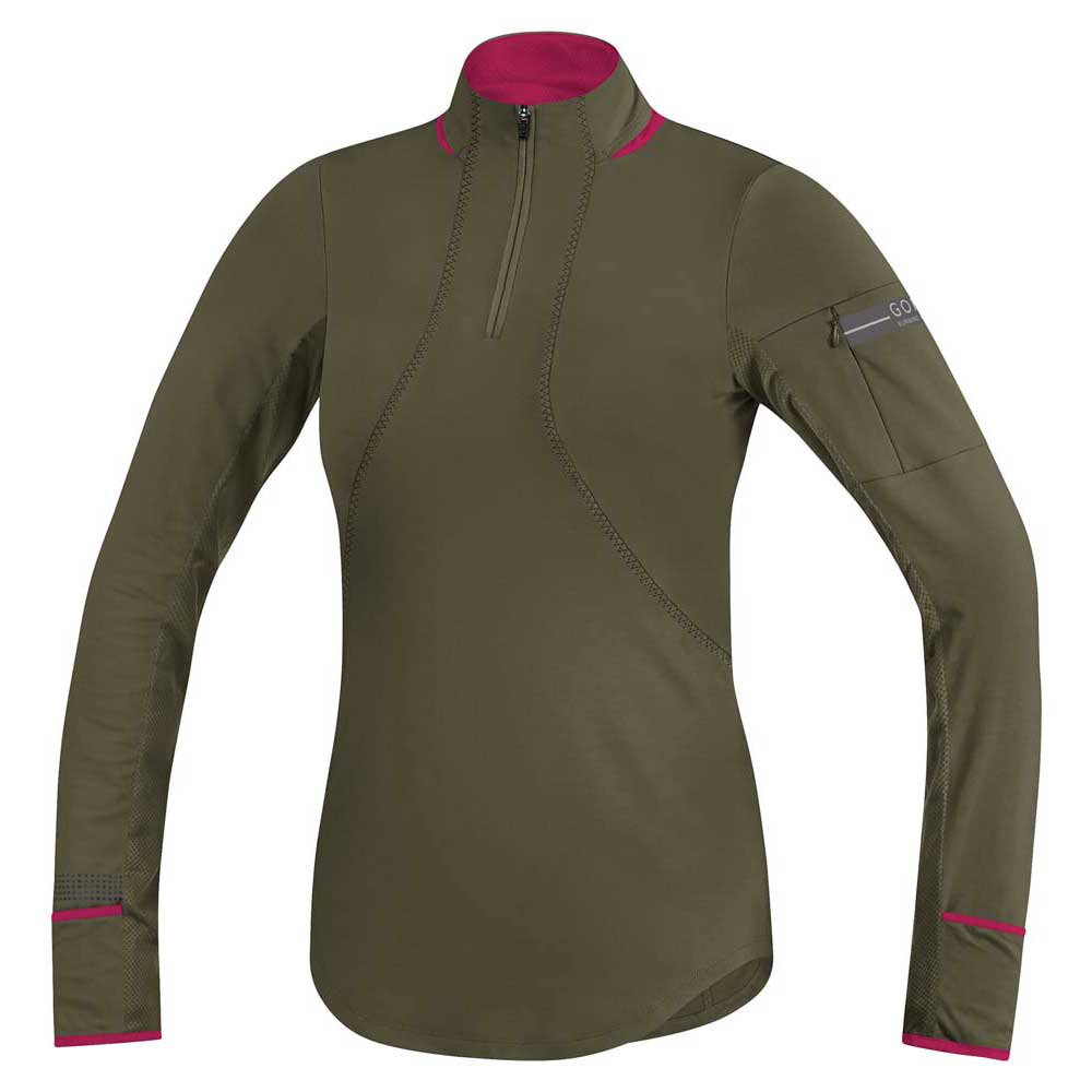 Gore running Air Zip LS