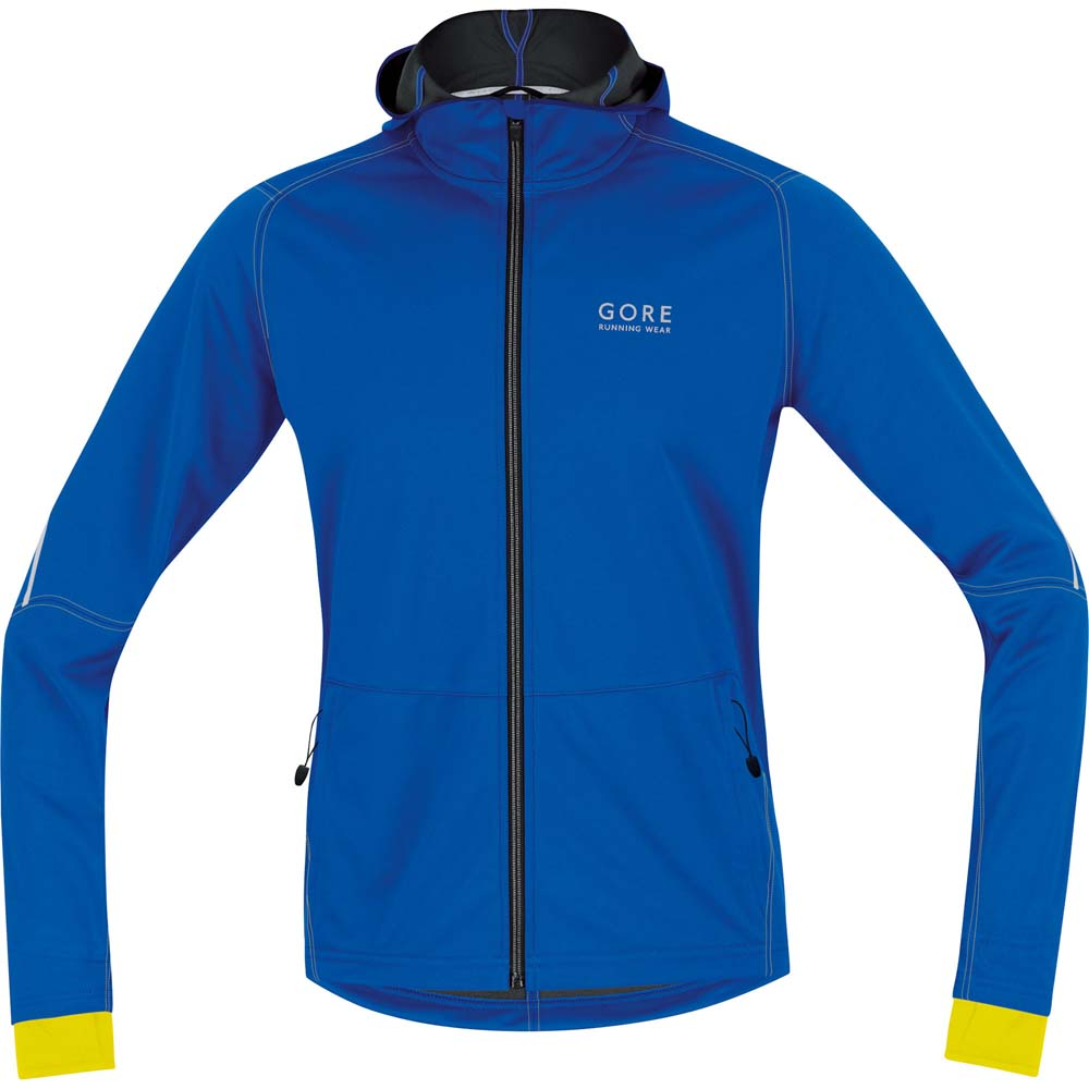 Gore running Sweeter Zip Essential Windstopper Soft Shell