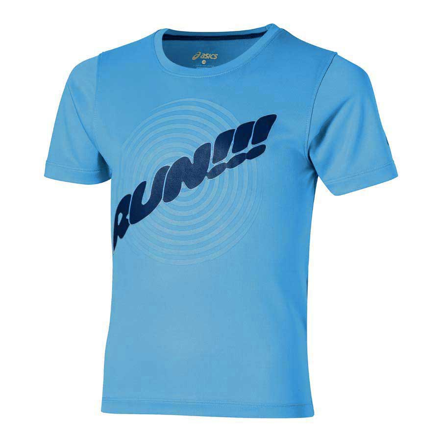 Asics Short Sleeve Graphic Top