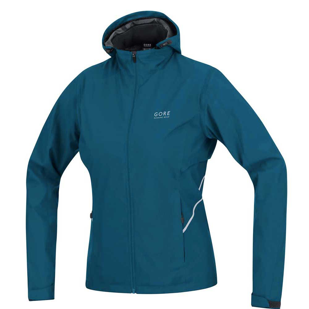 Gore running Essential 2.0 Windstopper Active Shell Zip Off Jacket