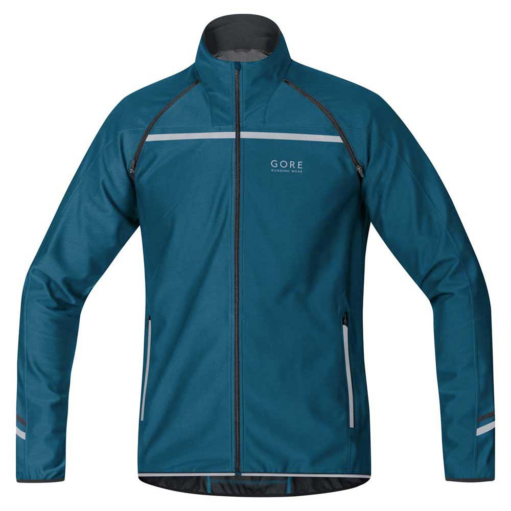 Gore running Mythos 2.0 Windstopper Soft Shell Zip Off Light Jacket
