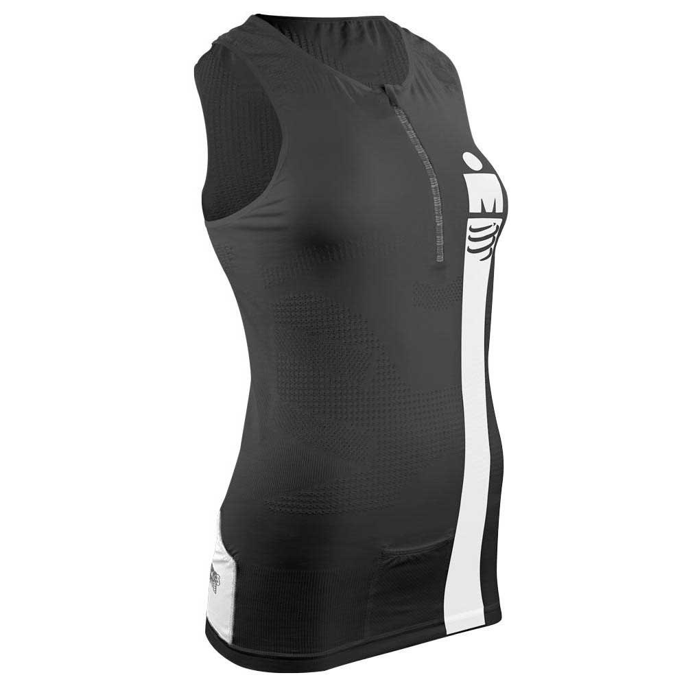 Compressport TR3 Tank Top W Ironman Smart