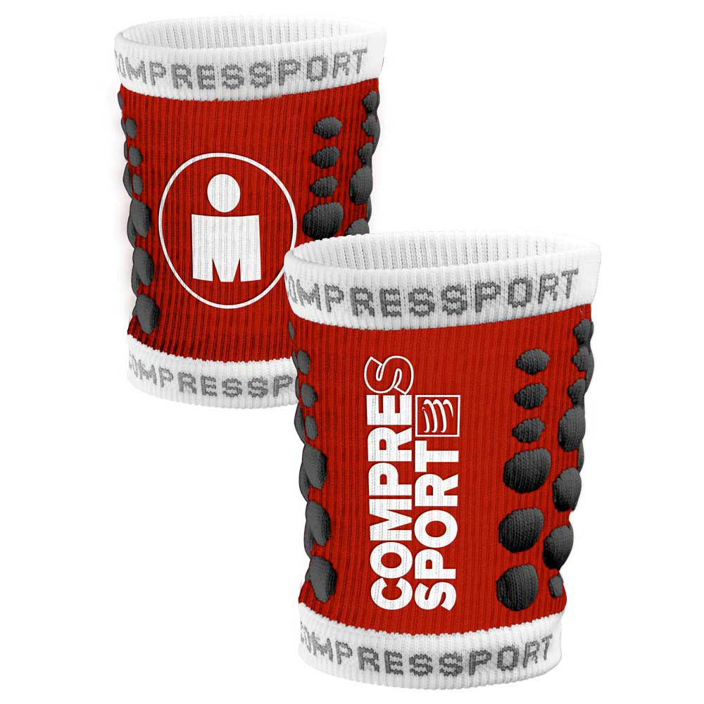 Compressport Sweatbands Ironman