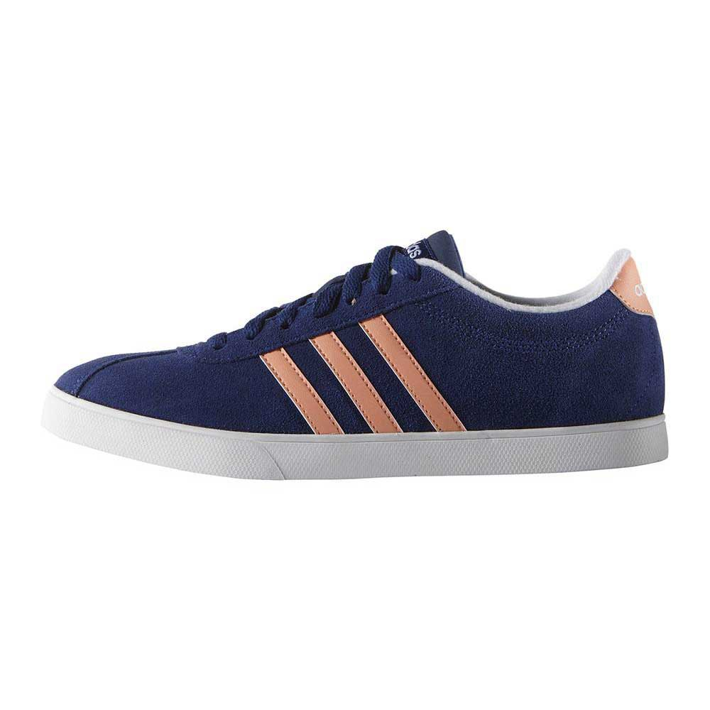 top fashion how to buy official supplier adidas neo courtset baskets review trainerswholesale