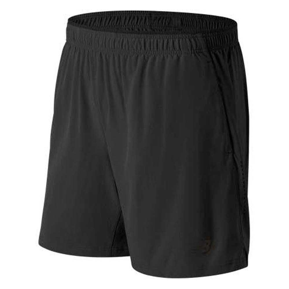 New balance Short 7 Woven 2In1