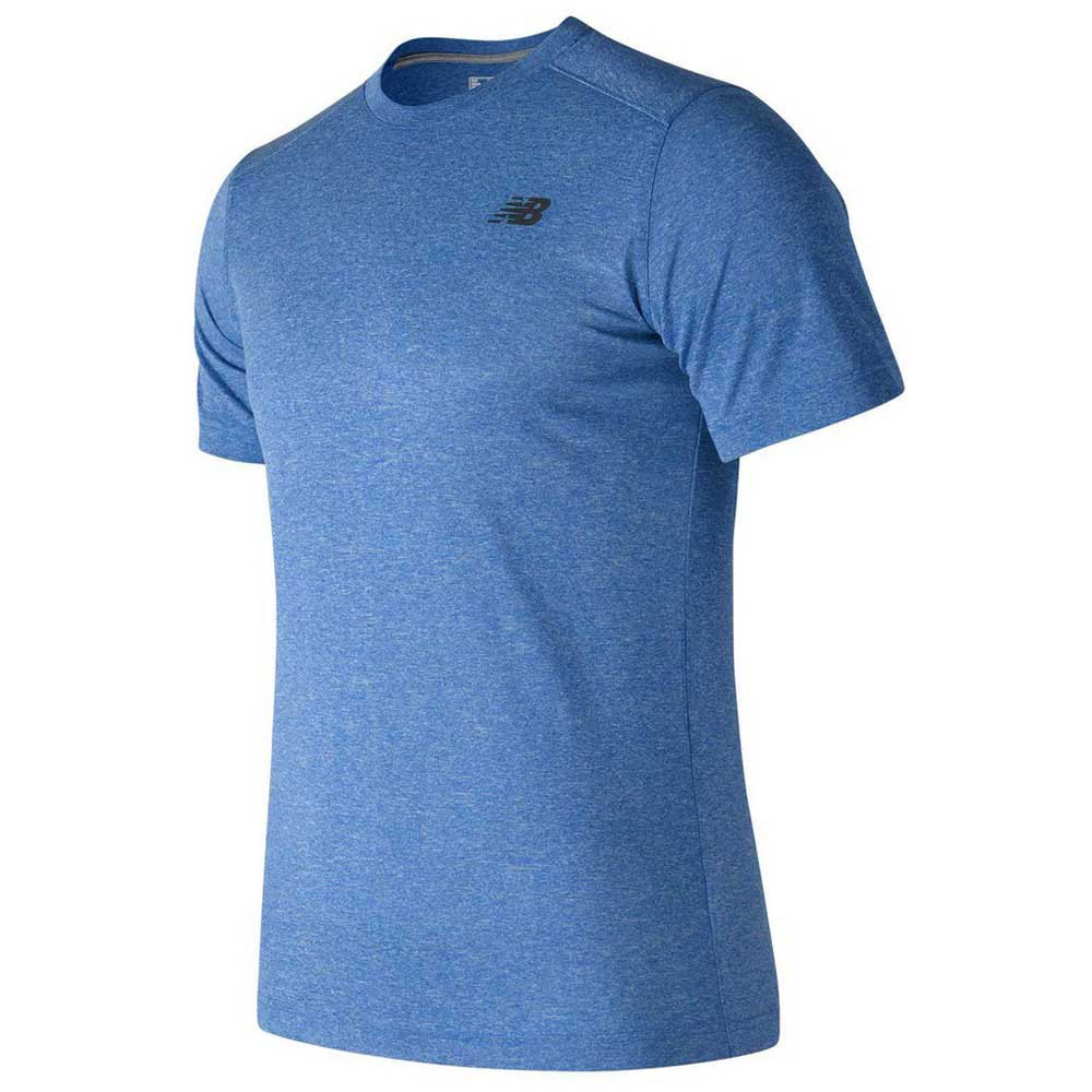 New balance SS Heather Tech Tee
