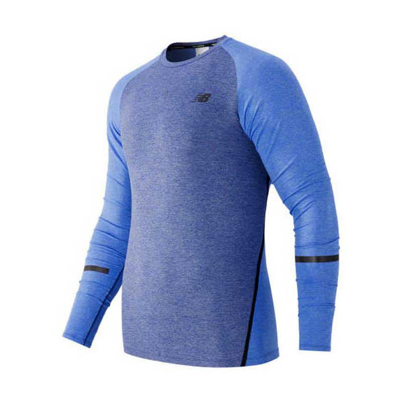 New Balance Long Sleeve TopRunnerinn Trinamic N0w8vmOn