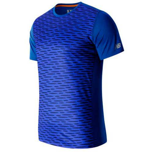 New balance T Shirt Mc Accelerate Graphic